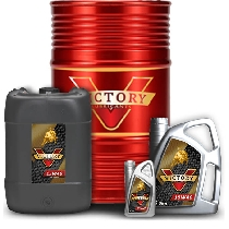 15W40 Victory Lubricants