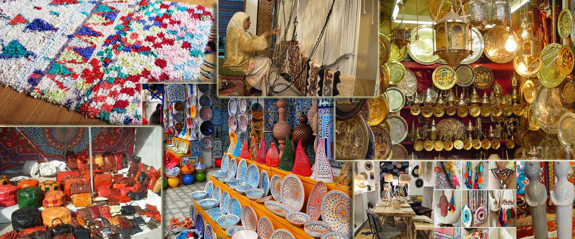 Vente export des produits artisanat en Tunisie : Universallys